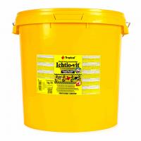 Ichtio-vit 21L /4kg (хлопья) основ. корм для всех видов рыб