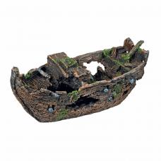 Декор. Разбитый корабль 29см