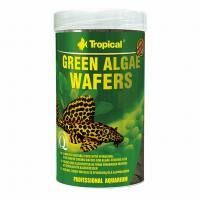 Green algae wafers 250ml /113g корм для анциструсов, птеригоплихтов и т.д