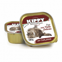 KIPPY Cat 100g. телятина