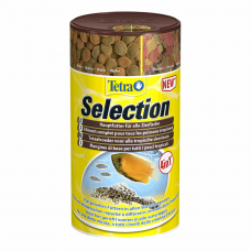 Tetra Selection 250ml (хлопья,чипсы,гранулы,таблетки)