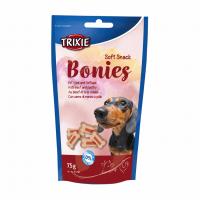 Витамины для собак Bonies говядина, индейка 75гр