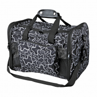 Сумка-переноска Tri×ie «Adrina» 26 × 27 × 42 см (чёрная)