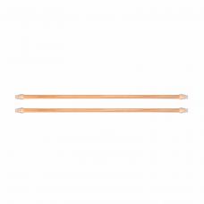 Жёрдочка 45 см / d=10-12 мм, набор 2 x 2 шт. (дерево)