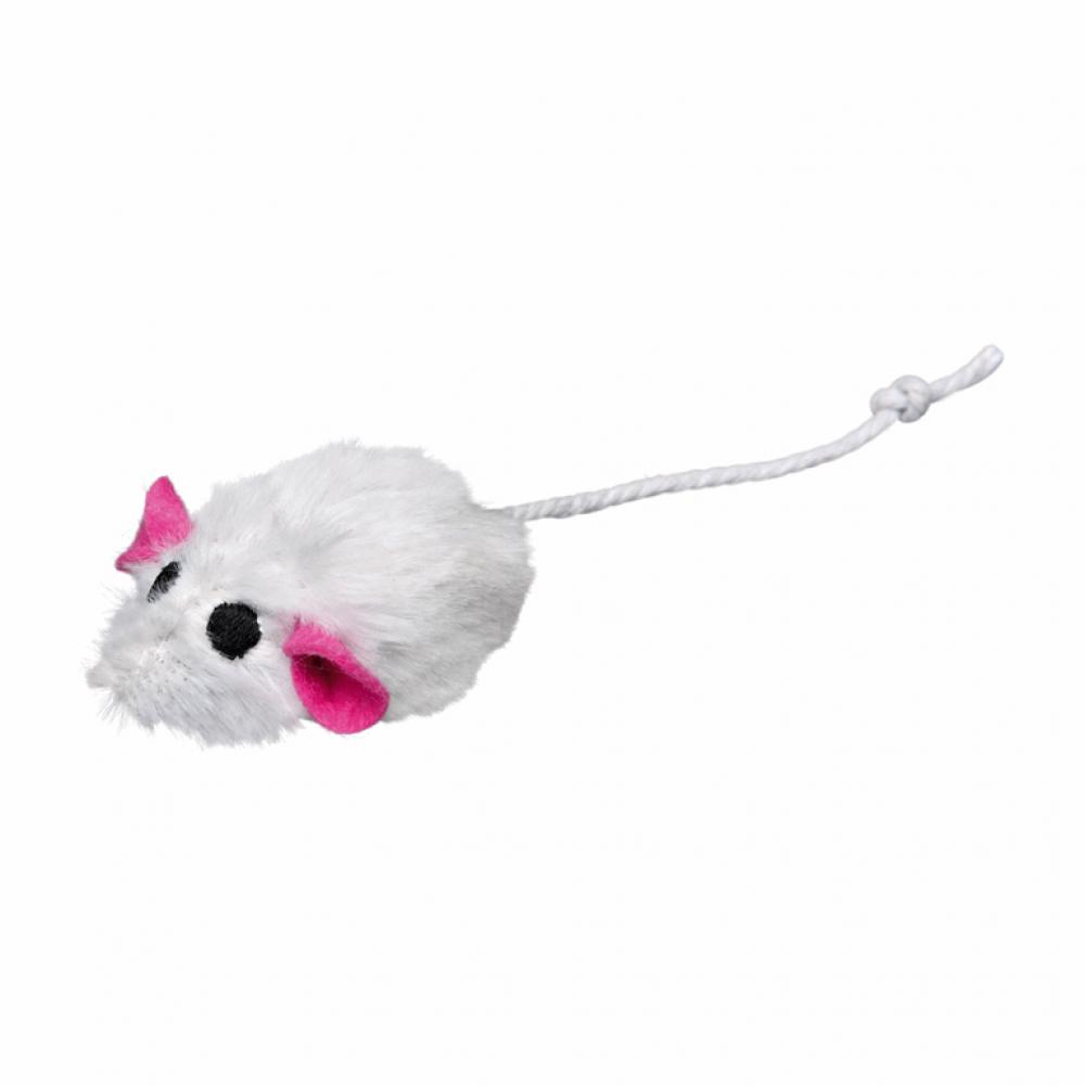 Набор мышей мехов. с мятой 5см (6шт)
