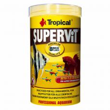 SuperVit (Basic)   500ml/100g (хлопья) основ.корм с содерж. ВЕТА GLUC