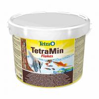 Tetra MIN 10L/2,1кг хлопья основной корм