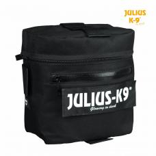 Рюкзак д/соб. 2 Julius-K9 черн