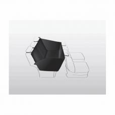 Коврик защитн. в авто нейлон черный 1,50*1,35м