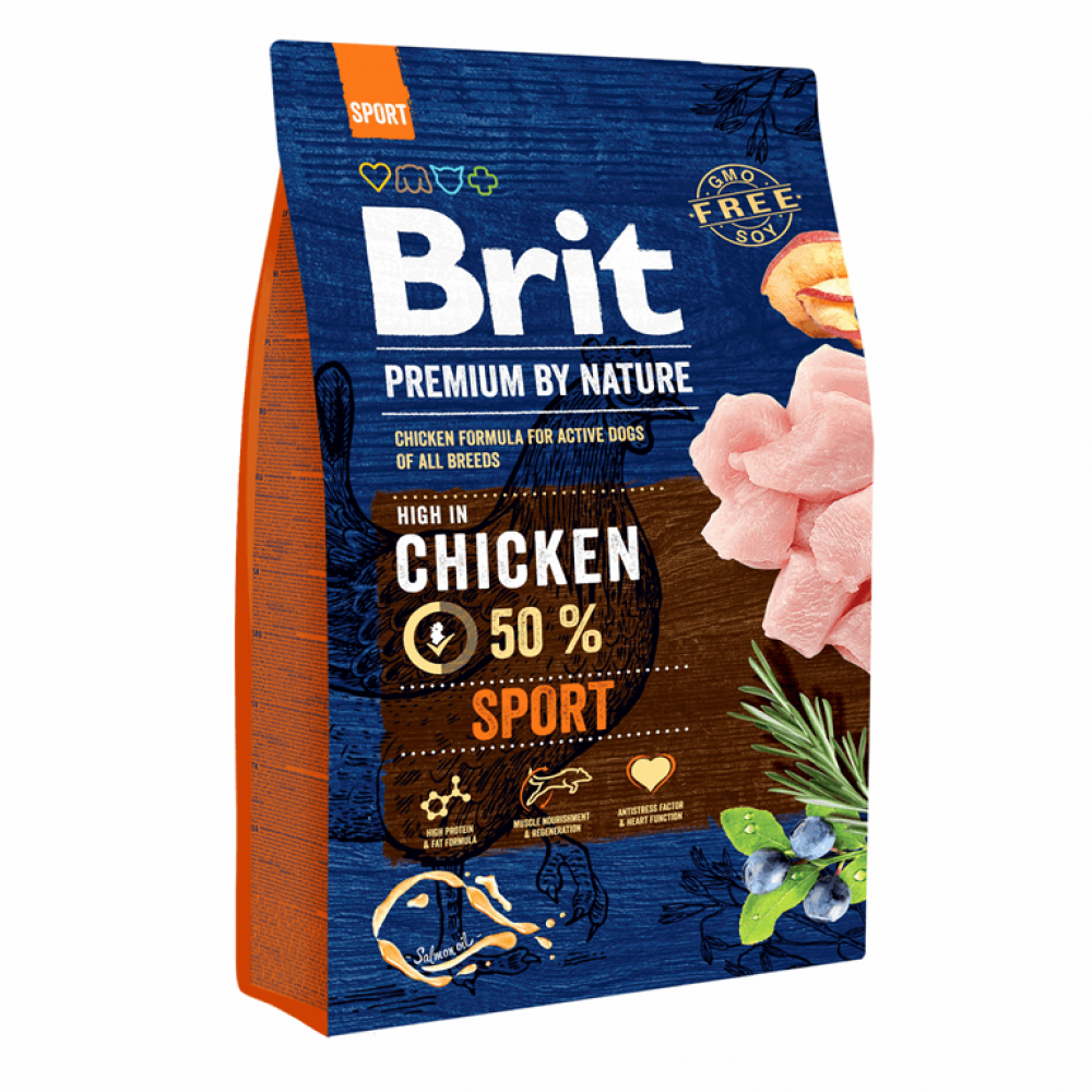 Brit Premium Dog Sport  3 kg