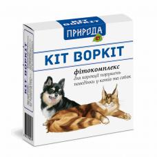 Капли Кiт Воркiт (3фл. по 10мл)