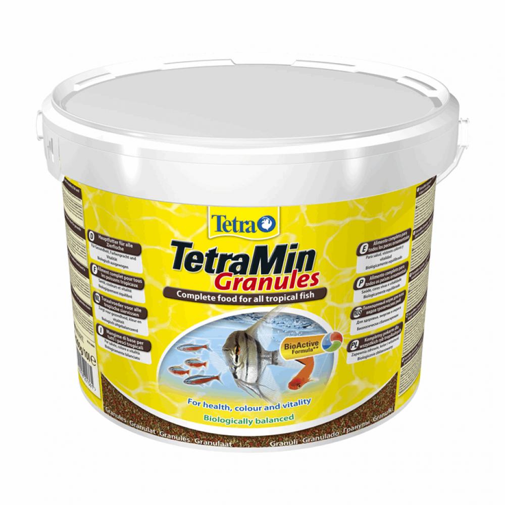 Tetra MIN Gran.10L/ 4,2кг гранулы основной корм