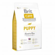 Brit Care Puppy Lamb & Rice 3 kg (д/щенков)