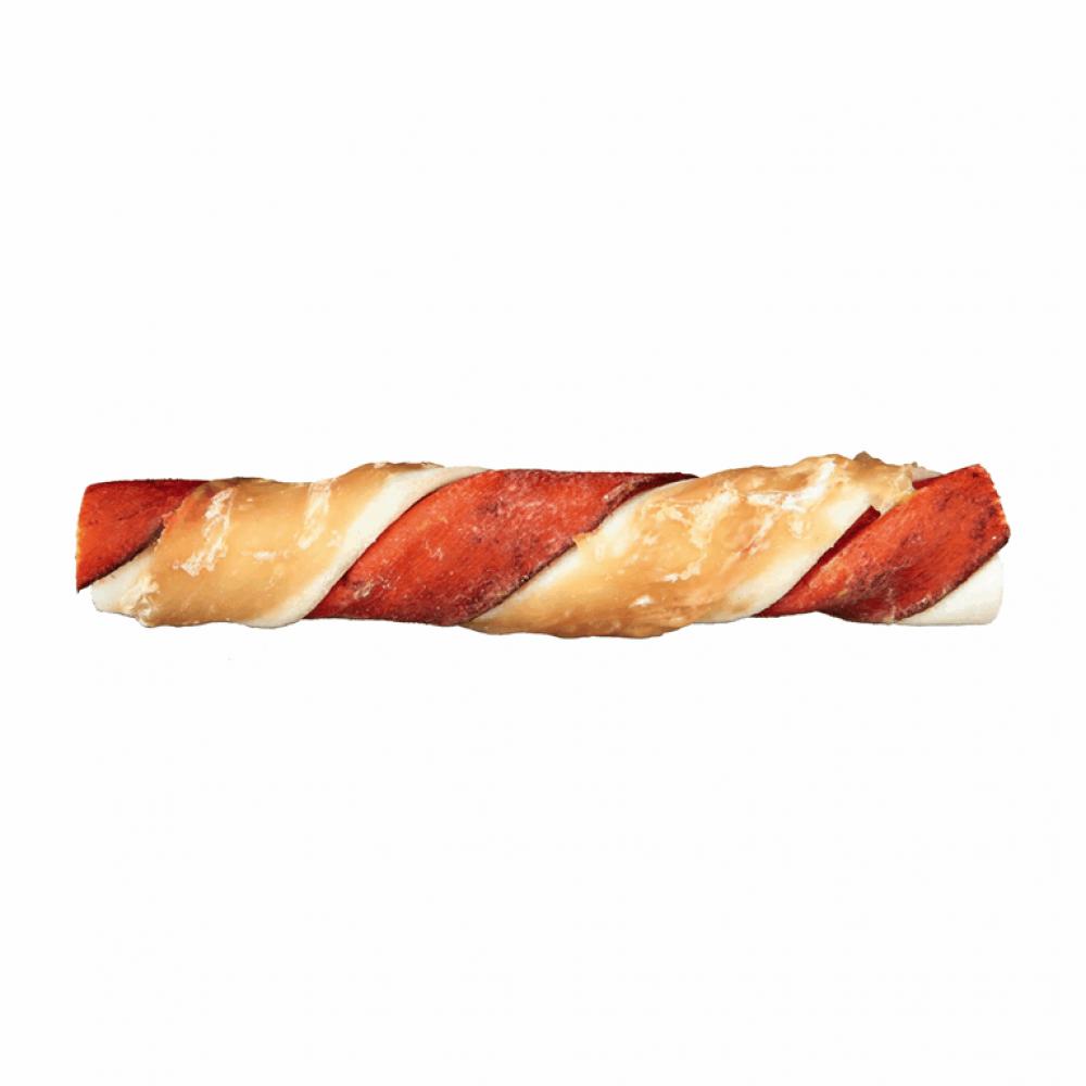 Палочка д/чистки зубов барбекю курица DENTAfun 105гр/12см (3шт)