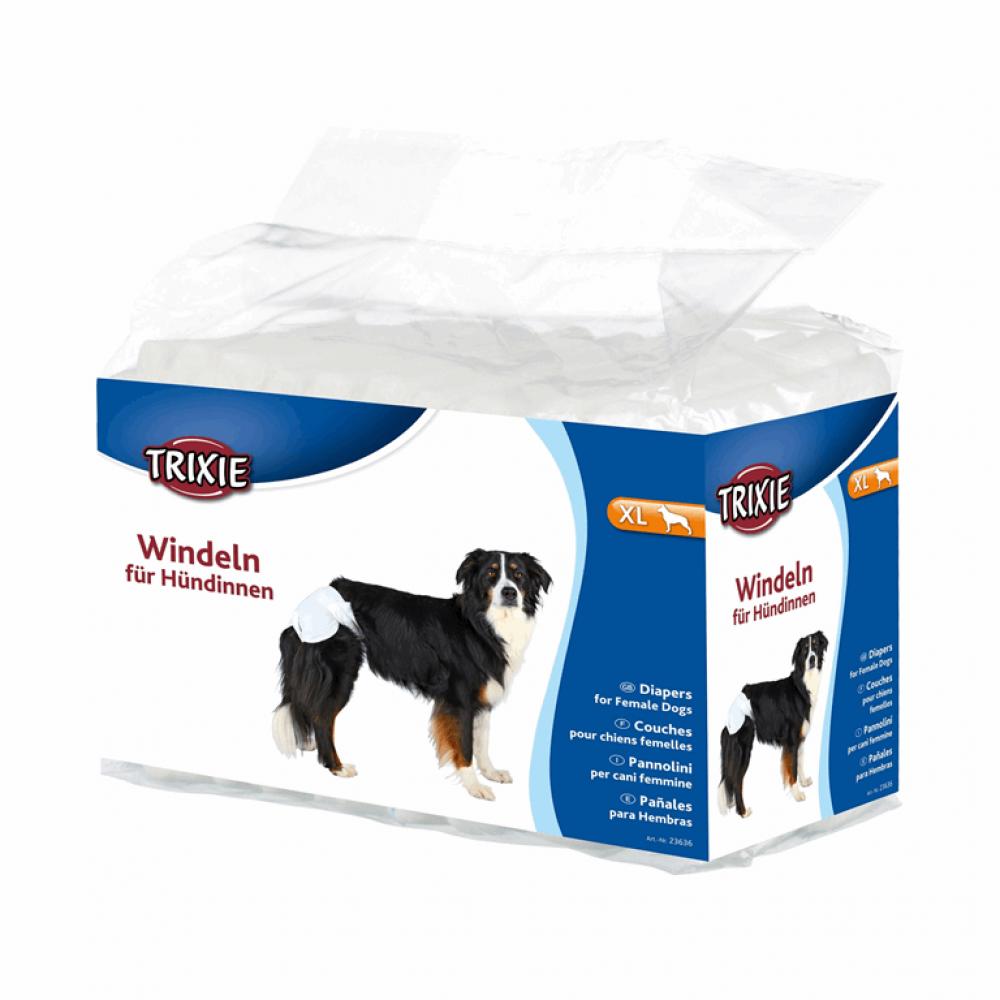 Памперсы для собак XL (12шт)