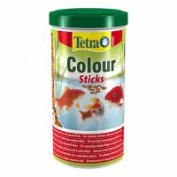 Tetra POND COLOUR ST. 1L плав. гранулы для окраса